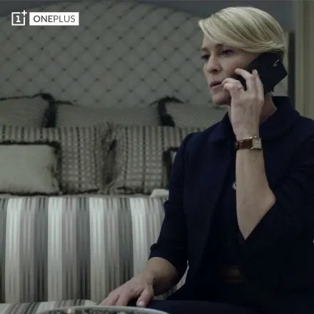 OnePlus house of cards 3