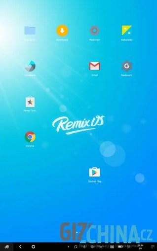 Chuwi RemixOS 404