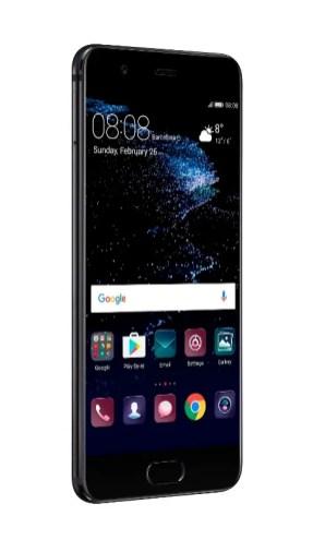 Huawei P10 Plus Graphite Black 4