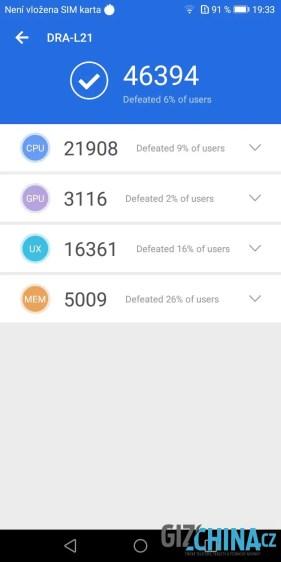 Solidní výsledek v Antutu nezaručí dobrý uživatelský zážitek
