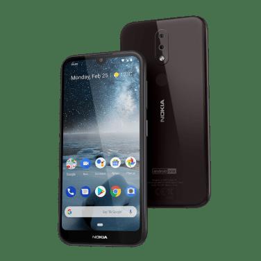 [289748]HMDGlobal-Nokia4.2-Black-FrontandBack-SS