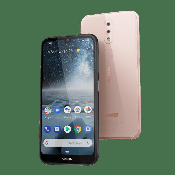 [289749]HMDGlobal-Nokia4.2-Pink-FrontandBack-DS