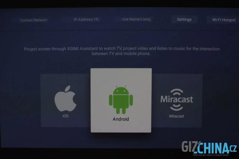 Další možnosti bezdrátového přenosu obrazu
