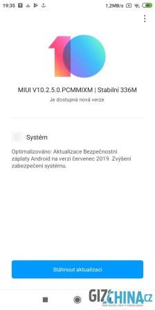 ... hned dvě aktualizace systému