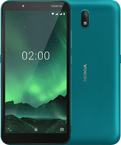 nokia_C2-front_back-Cyan