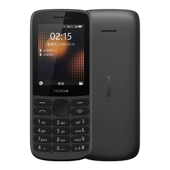 Nokia-215-4G-Black