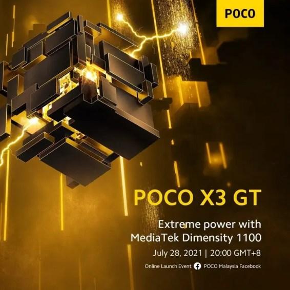 POCO-X3-GT-Chipset