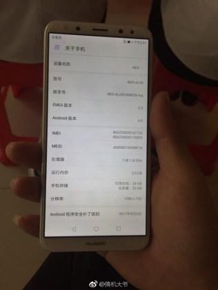 Huawei Maimang 6.