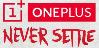 One Plus Never Settle