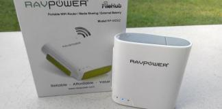 RavPower Router 6000 mAh