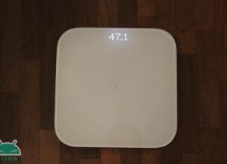 Xiaomi Mi Scale bilancia smart