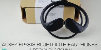 Aukey ep-813 auricolari bluetooth