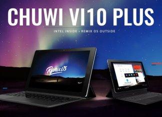 Chuwi Vi10 plus gearbest