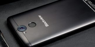 BlackView P2 Matte Black