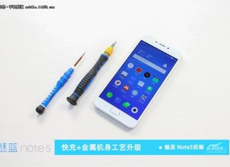 meizu m5 note teardown
