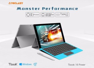 teclast tbook 16 power gearbest