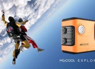 mgcool explorer 2 action cam 4k