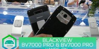 Blackview BV7000 Pro BV8000 Pro MWC 2017