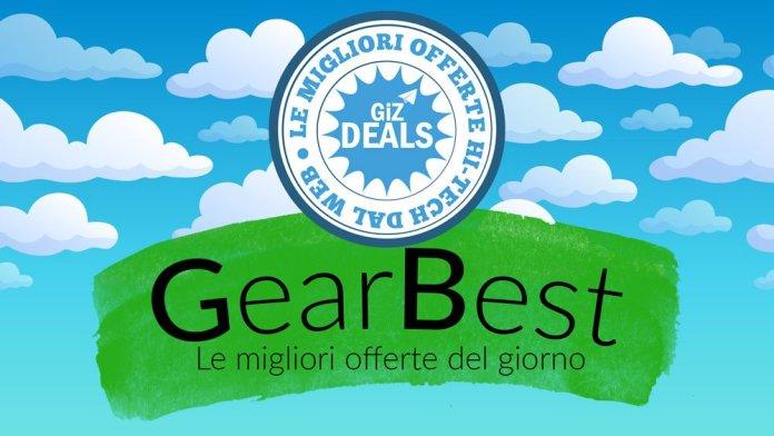 Offerte GearBest: Xiaomi Mi 5S Plus, Sharp AQUOS S2 e tanto altro!