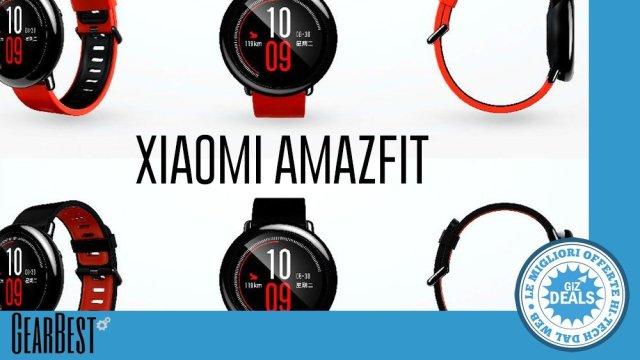 GizDeals - Offerte GearBest - Smartphone Cinesi - Amazfit - Xiaomi