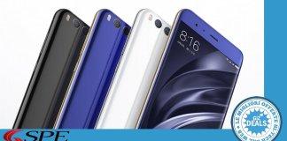 Offerta Spemall - Xiaomi Mi 6 - Pronta Consegna