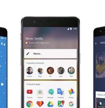 OnePlus 3 OnePlus 3T HydrogenOS Beta Always On Display