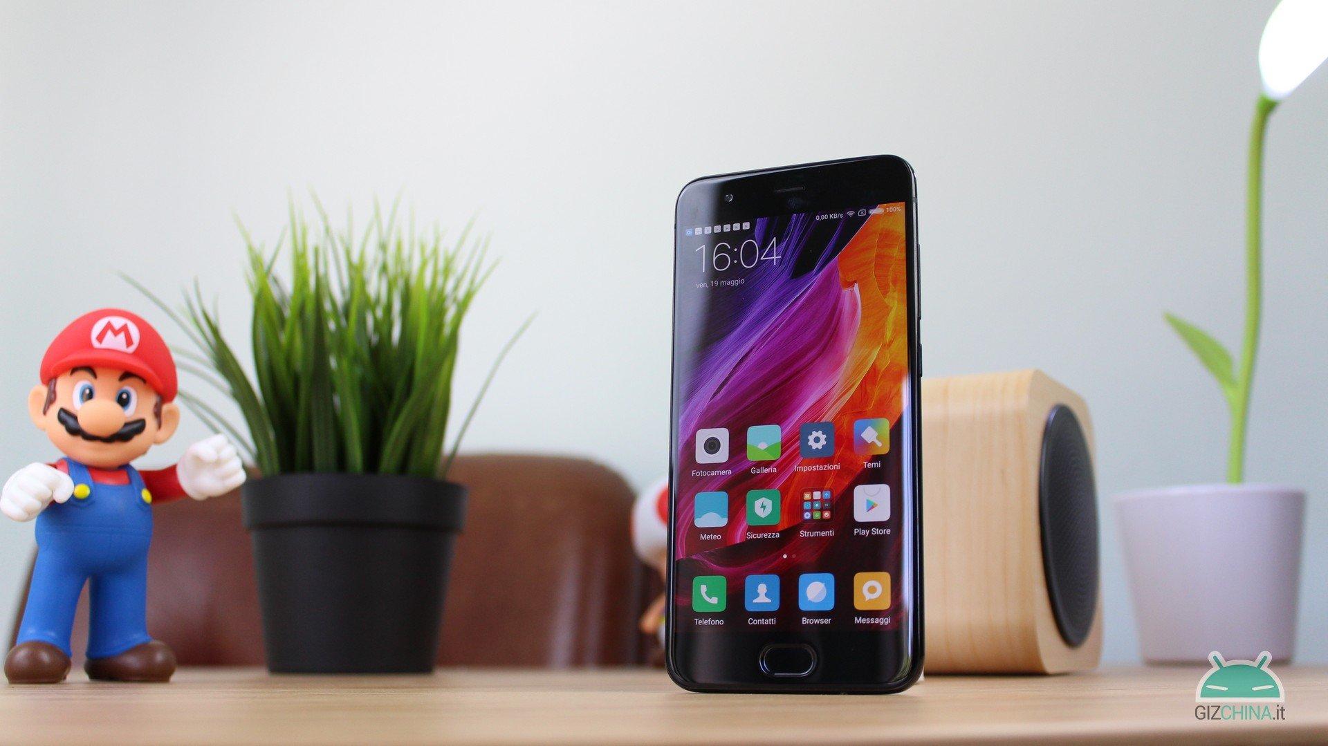 Los mejores teléfonos inteligentes entre 200 y 350 euro - Xiaomi Mi 6