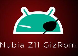 nubia Z11 GizROM