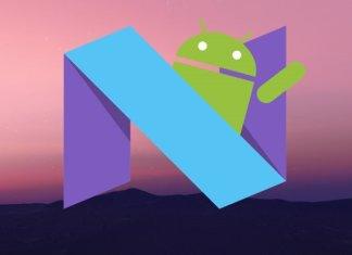 Android 7.0 Nougat MIUI 8