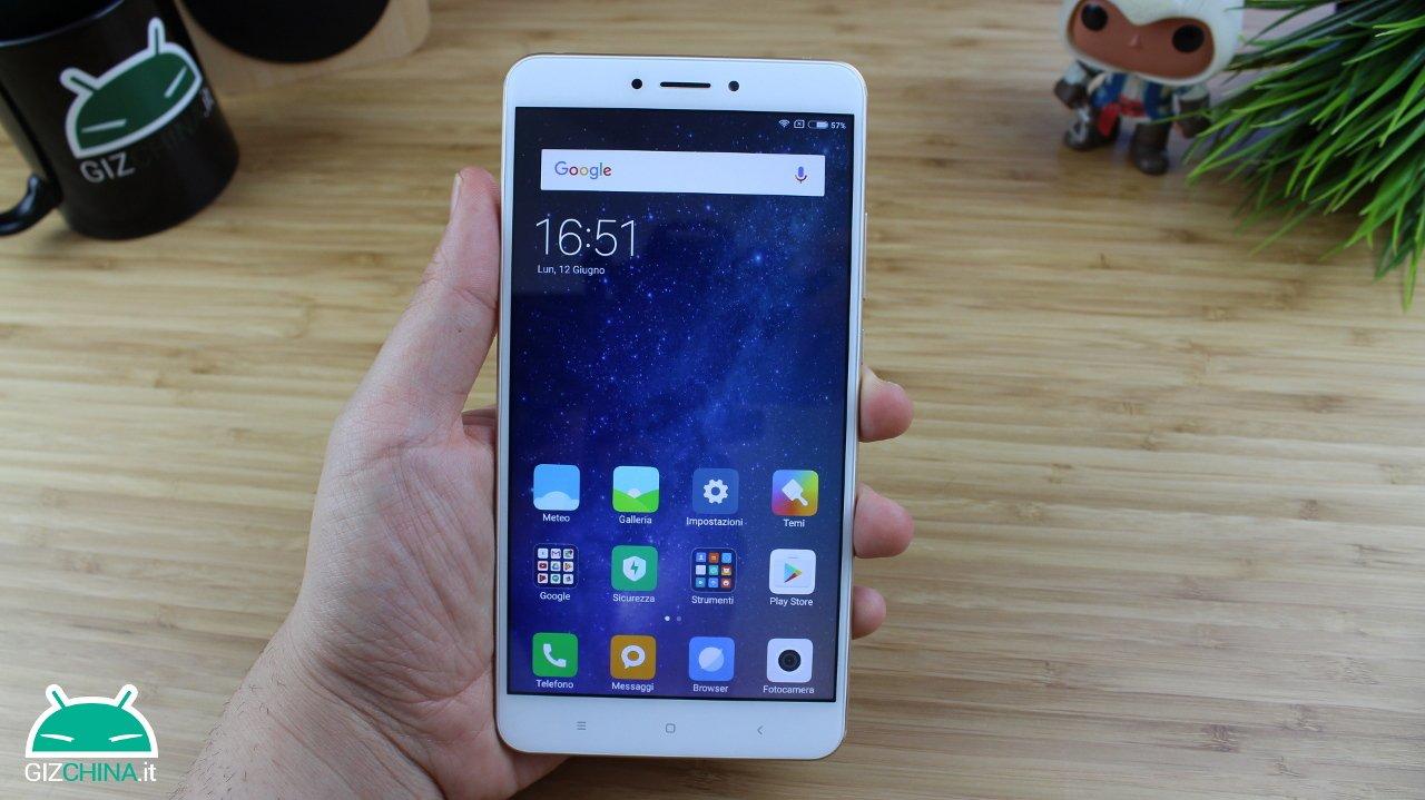 Os melhores smartphones sob o 200 euro - Xiaomi Mi Max 2
