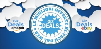 gizdeals - offerte - gearbest - amazon - ebay