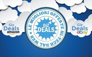 gizdeals - offerte - gearbest - amazon - ebay