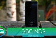 recensione 360 N5S copertina