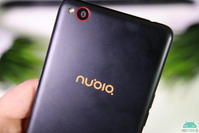 Nubia N2 foto telefono