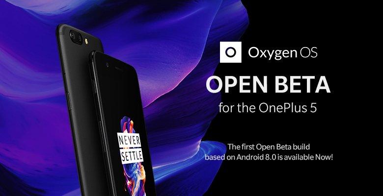 OnePlus rilascia l'immagine di sistema di Oreo per OnePlus 3/3T