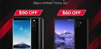 leagoo tom top black friday