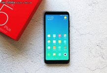 xiaomi redmi 5 plus hands-on