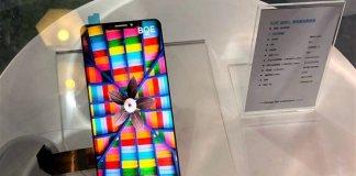 BOE display AMOLED iPhone X