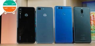 Huawei P20 Lite Honor 9 Lite Honor 7X Huawei Mate 10 Lite