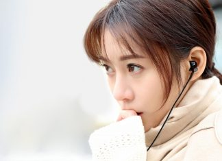 xiaomi dual-unit half-ear cuffie