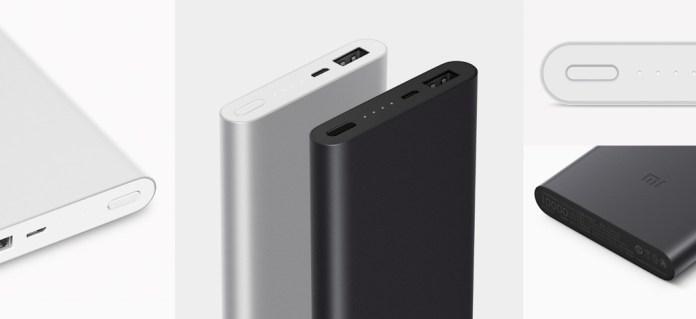 Xiaomi Powerbank 2 10000 mAh
