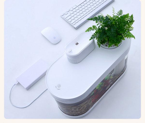 xiaomi youpin aquarium smart fish tank pro price