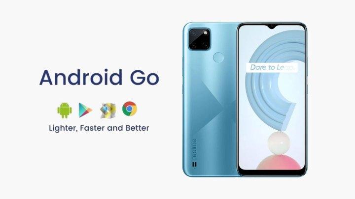 Realme se prepara para su primer teléfono inteligente Android Go -  GizChina.it