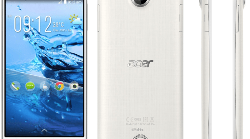 Acer Liquid Jade Z Android Smartphone Announced [MWC 2015]