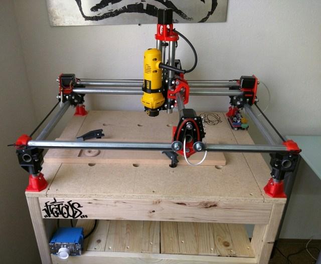 Traditional CNC Printing