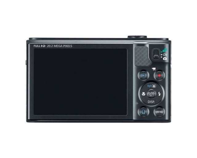 Canon PowerShot SX610 Unveiled [CES 2015]1