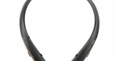 LG TONE Platinum Bluetooth Headset Announced Ahead Of MWC 2016