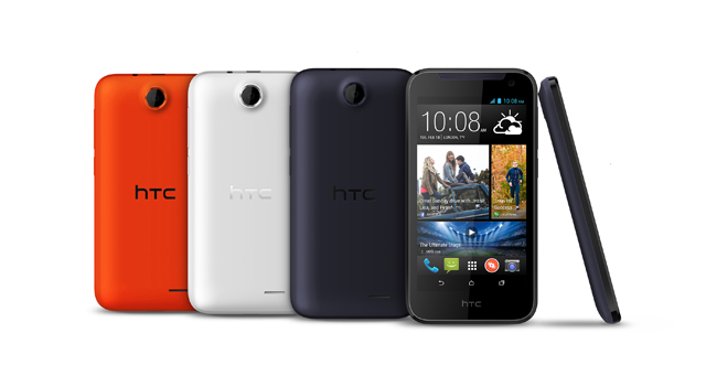 HTC Desire 310 Unveiled
