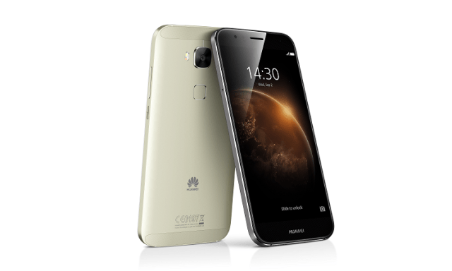 Huawei GX8 5.5-Inch Android Smartphone Announced [CES 2016]