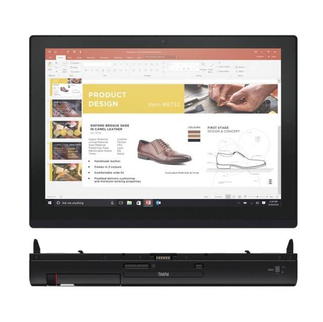 Lenovo ThinkPad X1 Tablet Announced [CES 2017]